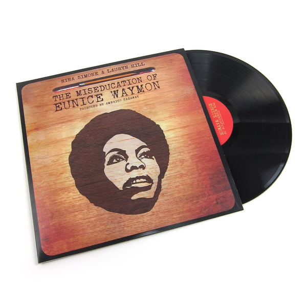 Amerigo Gazaway: Nina Simone & Lauryn Hill - The Miseducation Of Eunice Waymon Vinyl 2LP