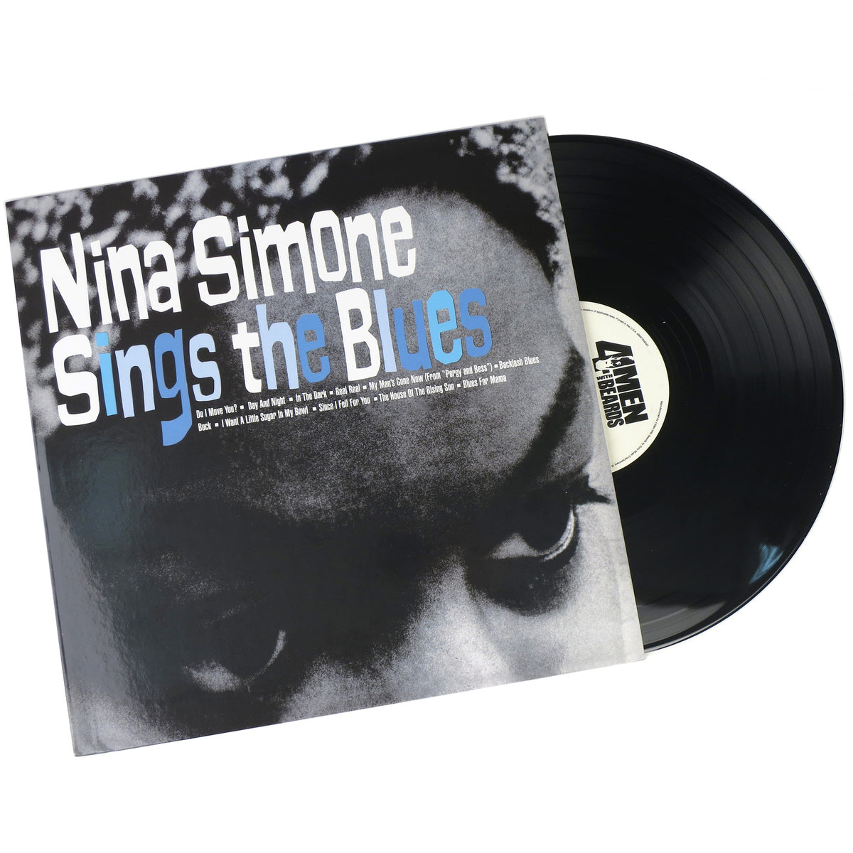 Nina Simone Sings The Blues Vinyl