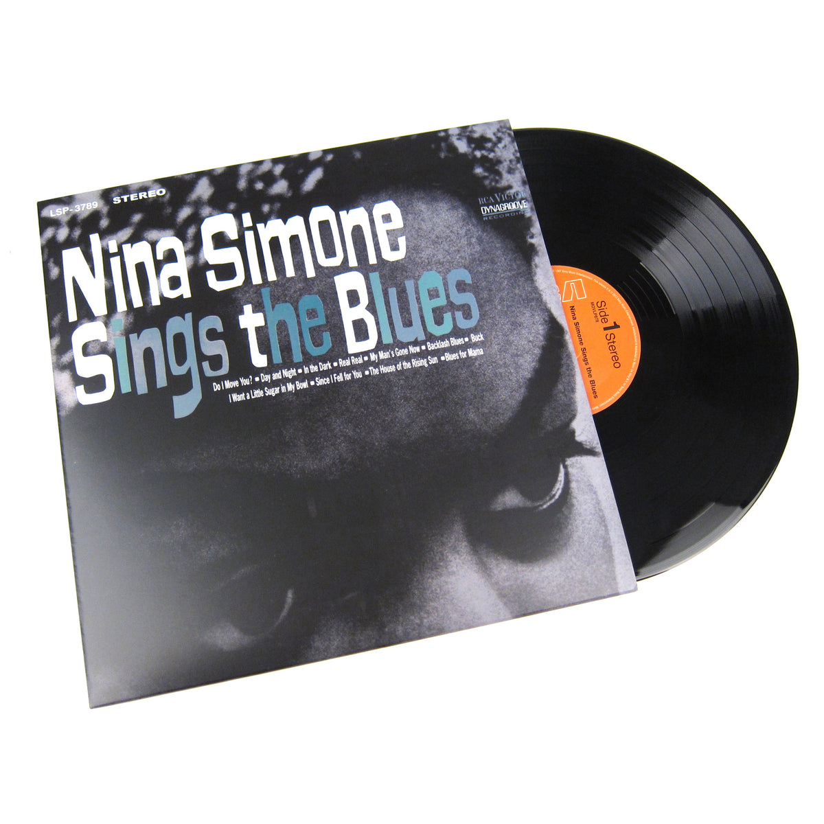 Nina Simone: Nina Simone Sings The Blues (Music On Vinyl 180g) Vinyl LP