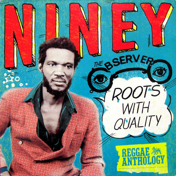 Niney The Observer: Roots With Quality Anthology 2LP