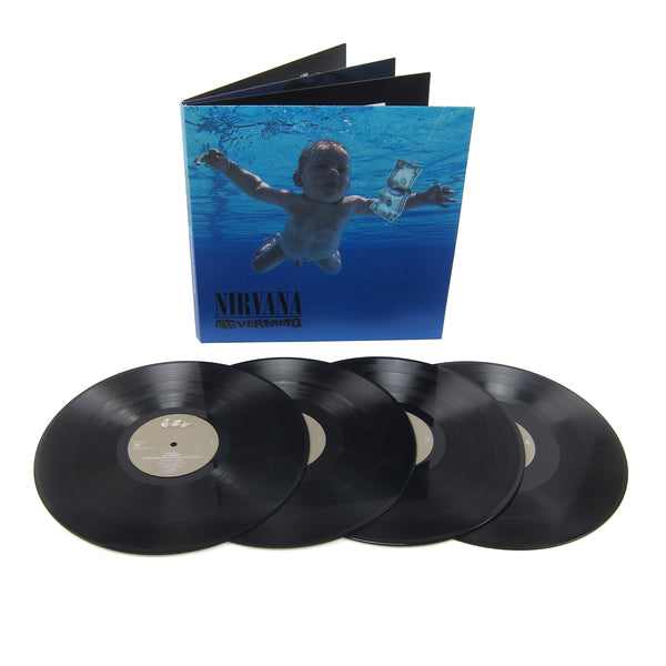 Nirvana: Nevermind (20th Anniversary Remastered 180g) 4LP
