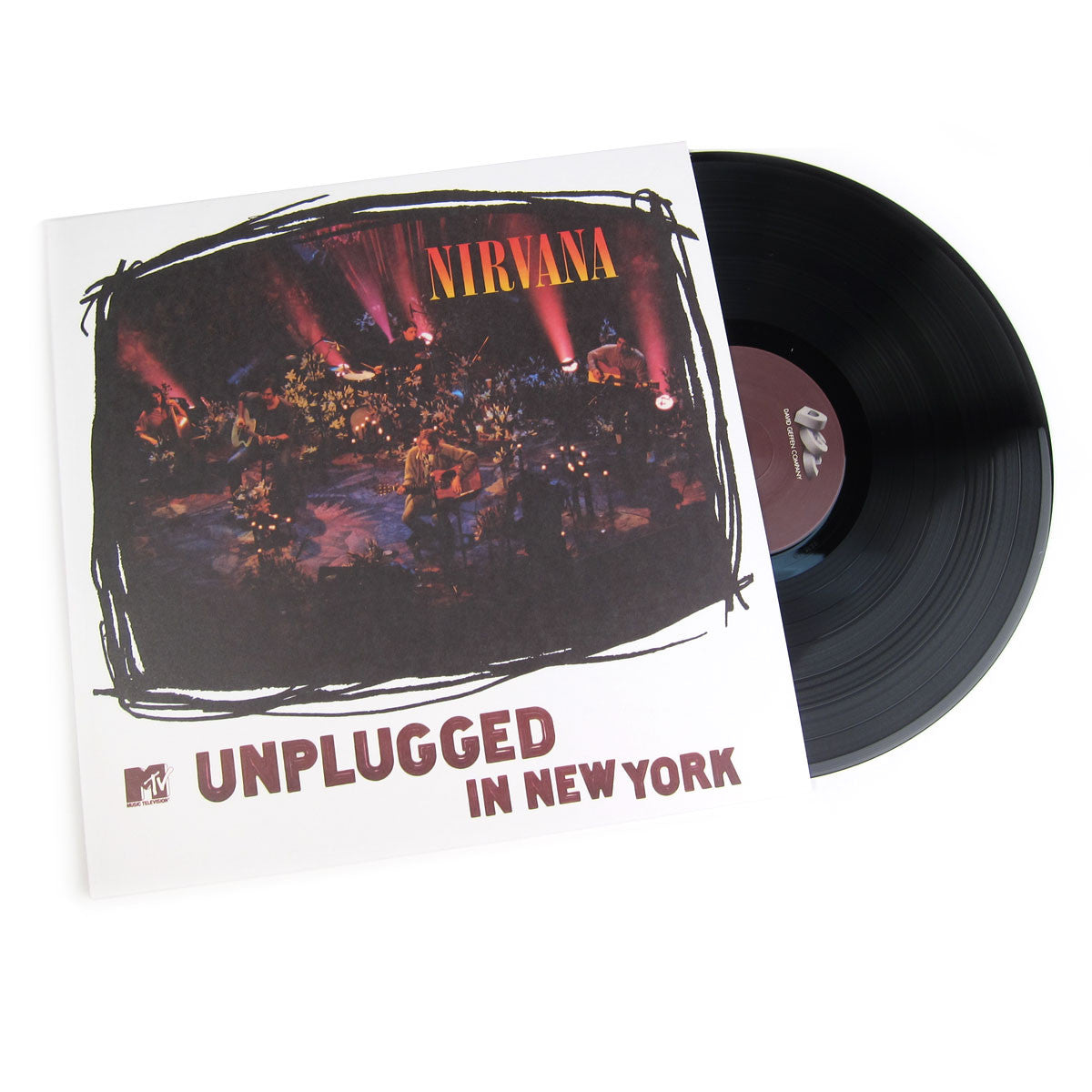 Nirvana: MTV Unplugged in New York (180g) Vinyl LP