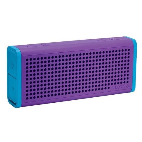 Nixon: Blaster Bluetooth Speaker - Purple Sky