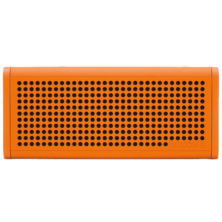 Nixon: Blaster Pro Bluetooth Speaker - Orange