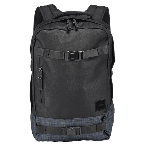 Nixon: Del Mar Backpack - Black / Black Wash