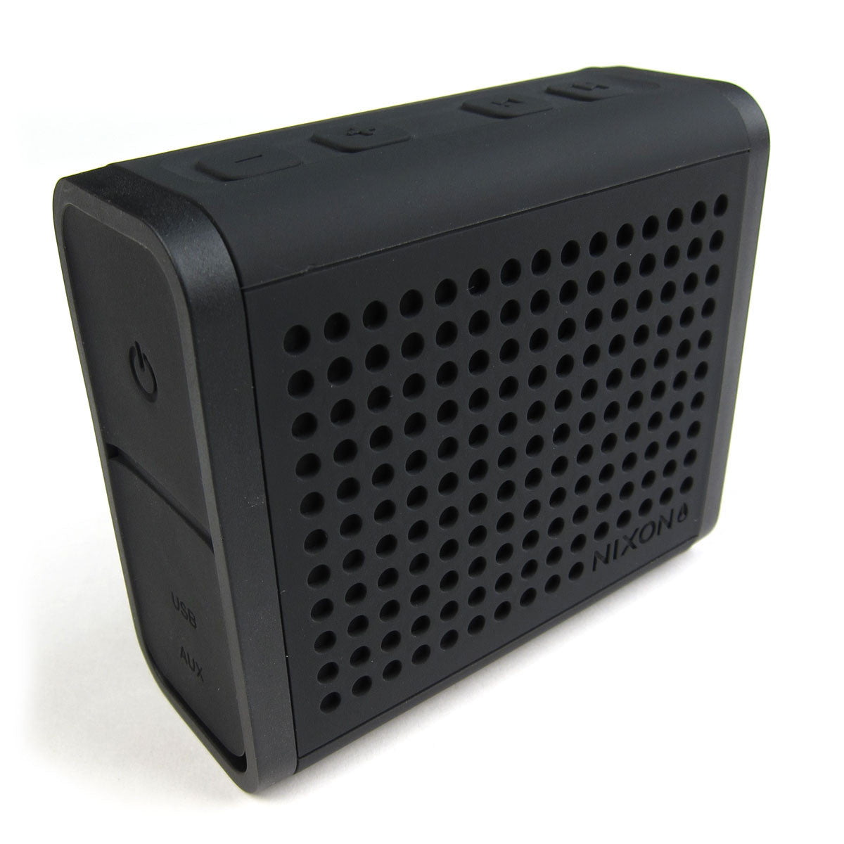 Nixon: Mini Blaster Bluetooth Speaker - Black angle