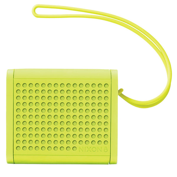 Nixon: Mini Blaster Bluetooth Speaker - Neon Green