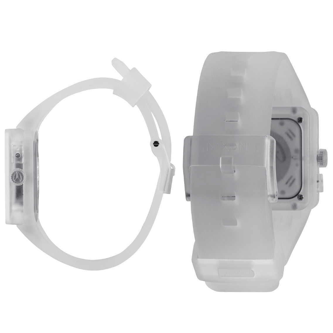 Nixon: Newton Watch - Translucent Side / Back