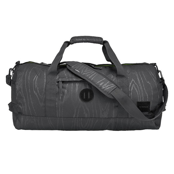 Nixon: Pipes Duffle - Woodgrain