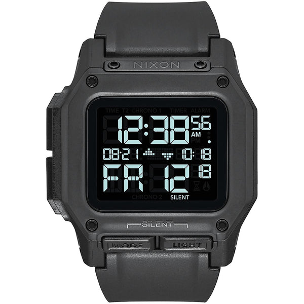 Nixon: Regulus Watch - All Black