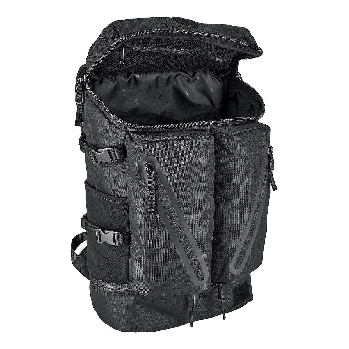 Nixon: Scripps Backpack - All Black