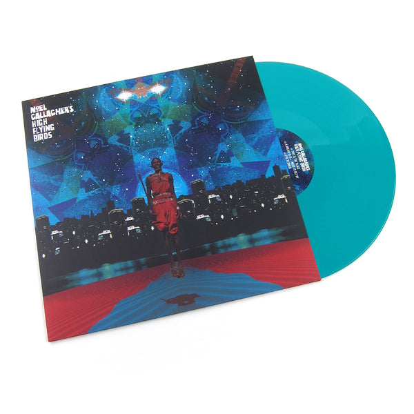 Noel Gallagher's High Flying Birds: This Is The Place (Indie Exclusive Colored Vinyl) Vinyl LP