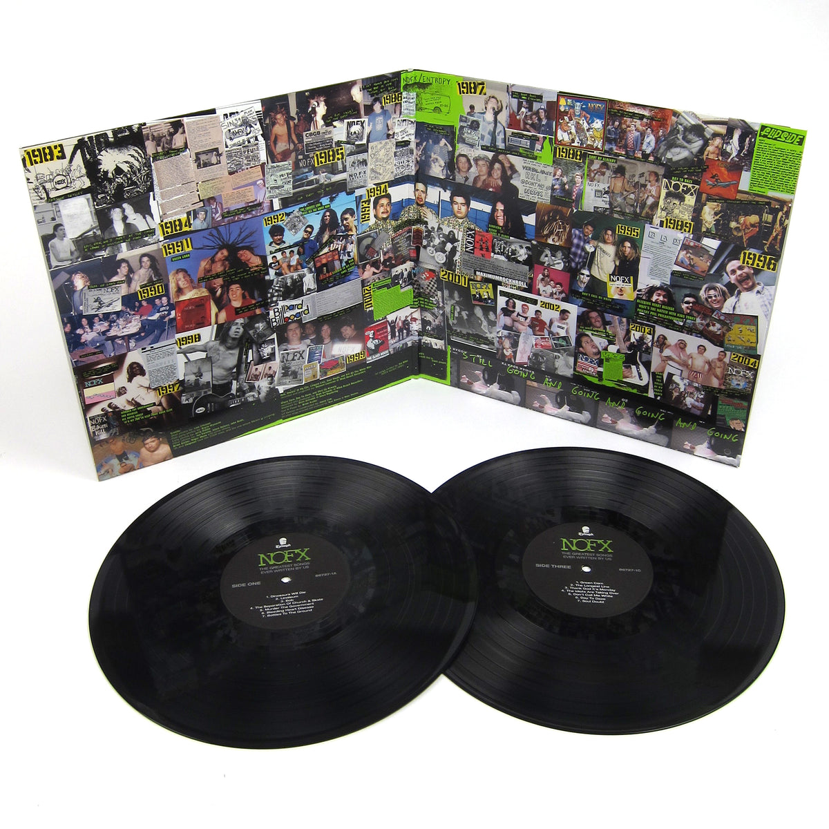 NOFX: The Greatest Songs Ever Written (By Us) Vinyl 2LP