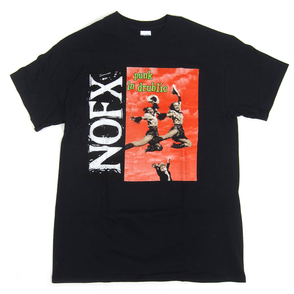 NOFX: Punk in Drublic Shirt - Black