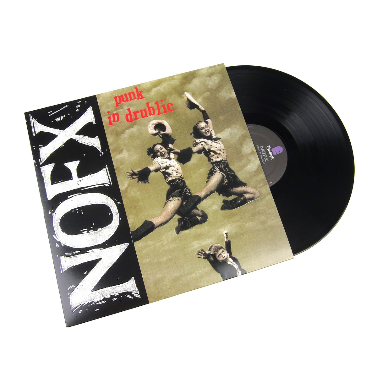 NOFX: Punk In Drublic 20th Anniversary Edition (180g) Vinyl LP