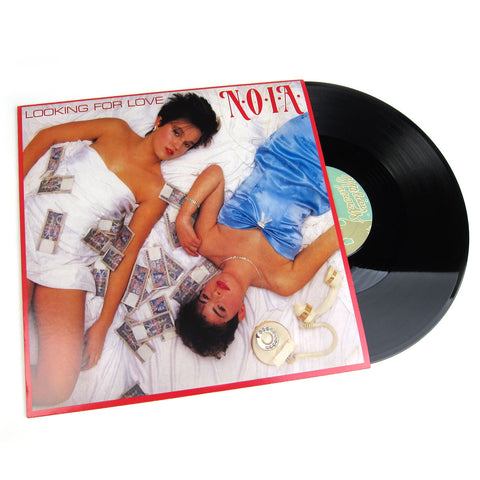 N.O.I.A.: The Rule To Survive (Looking For Love) Vinyl 12""