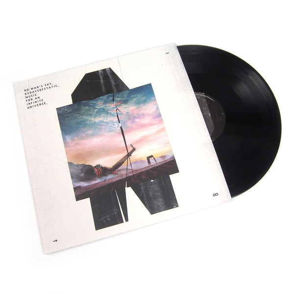 65daysofstatic: No Man's Sky - Music For An Infinite Universe (180g) Vinyl 2LP