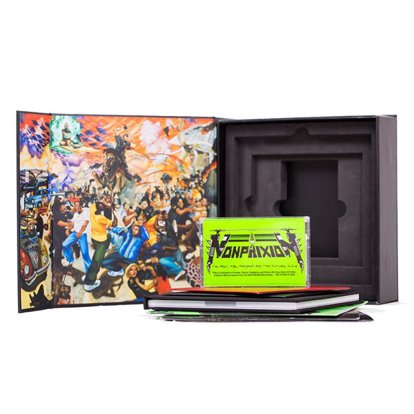 Non Phixion: The Future Is Now Premium Edition Boxset detail