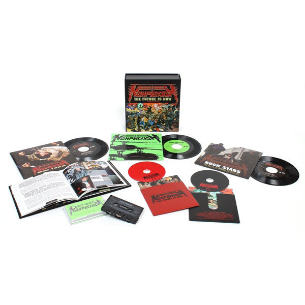 Non Phixion: The Future Is Now Premium Edition Boxset