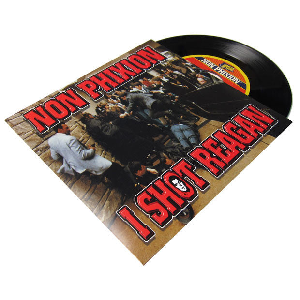 Non-Phixion: I Shot Reagan / Refuse To Lose (Record Store Day) 7""