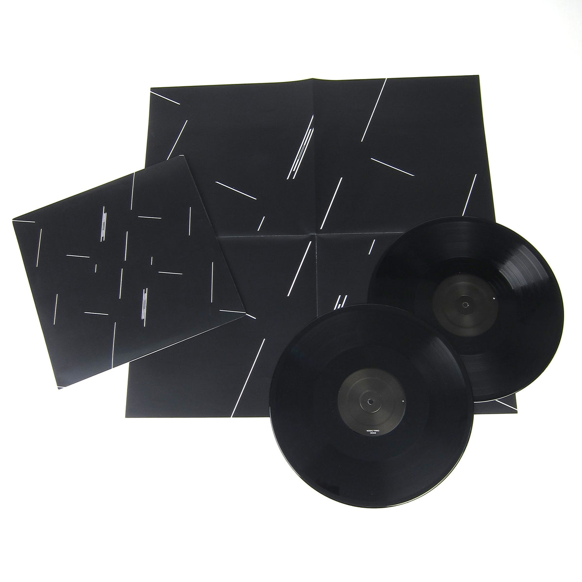 Nosaj Thing: Home Vinyl 2LP
