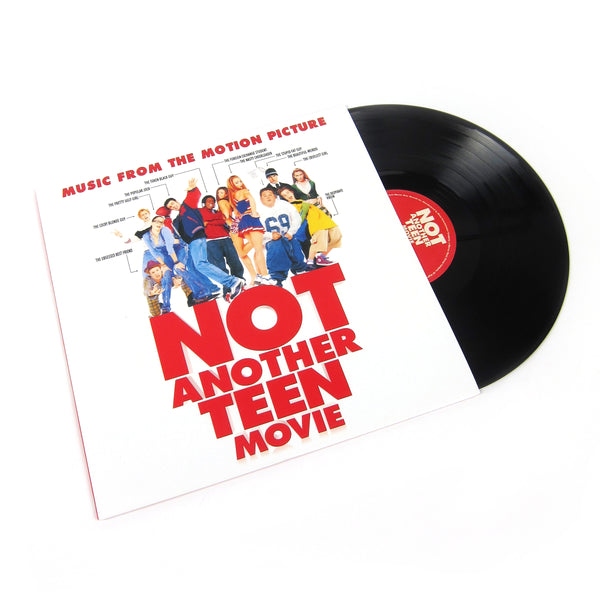 Enjoy The Ride Records: Not Another Teen Movie - Music From The Motion Picture Vinyl LP