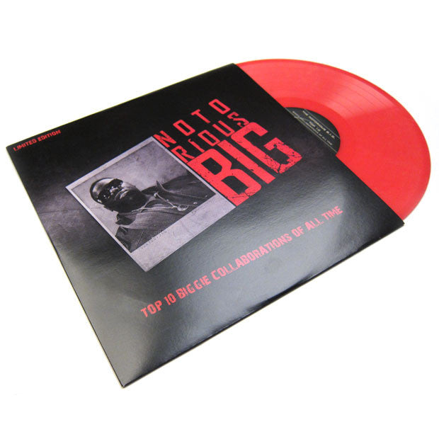 Notorious BIG: Top 10 Biggie Collaborations of All Time (Colored Vinyl) LP