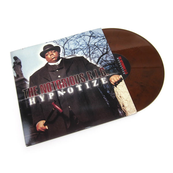The Notorious B.I.G.: Hypnotize (Colored Vinyl) Vinyl 12""