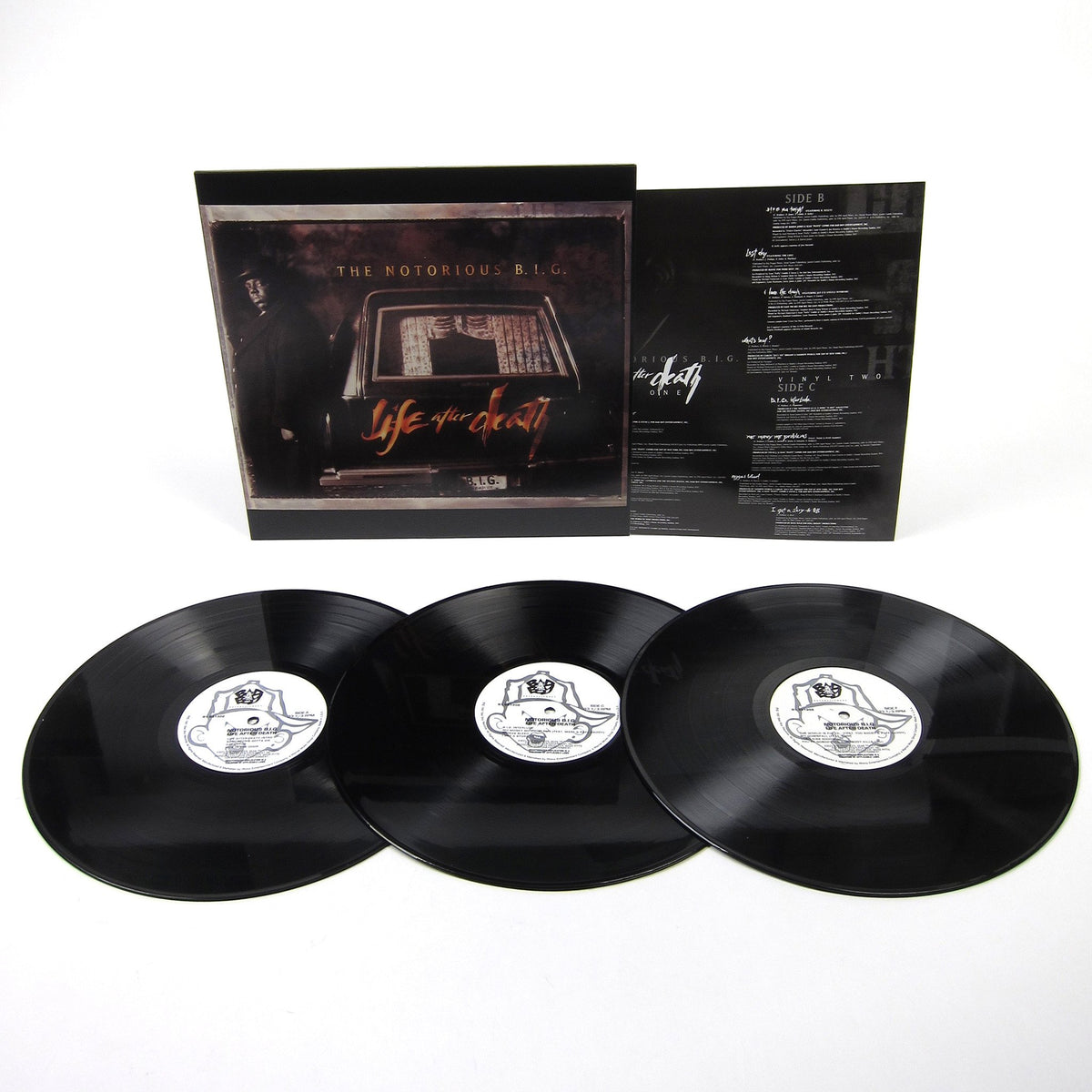 Notorious B.I.G.: Vinyl LP Album Pack (Ready to Die, Life After Death)