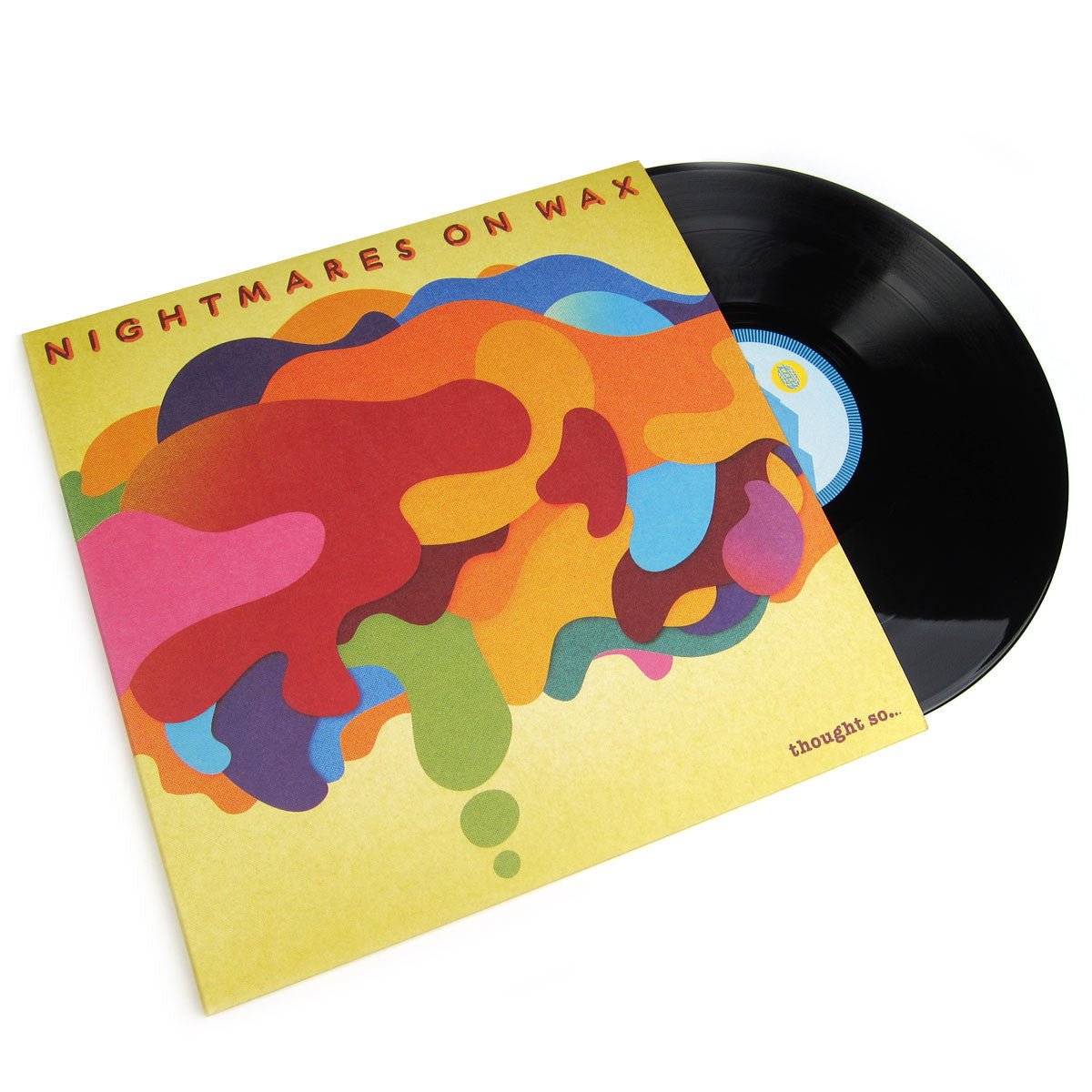 Nightmares On Wax: Thought So… (Free MP3) Vinyl 2LP