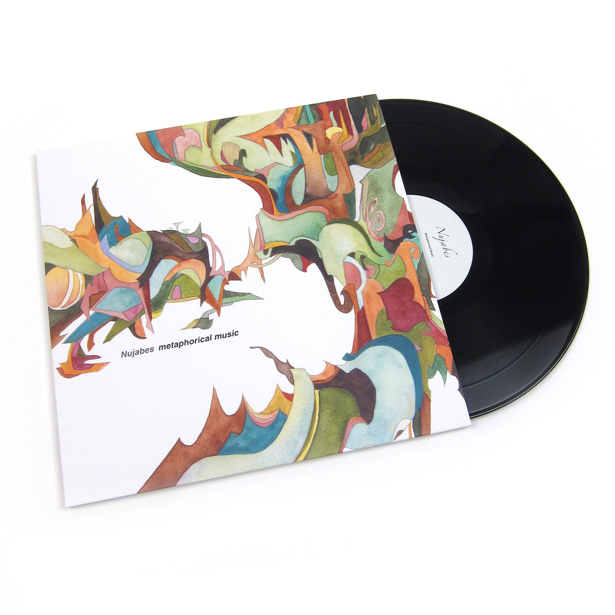 Nujabes: Metaphorical Music Vinyl 2LP
