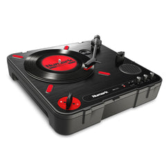 Numark: PT01 Scratch Portable Turntable with Scratch Switch - PRE-ORDER