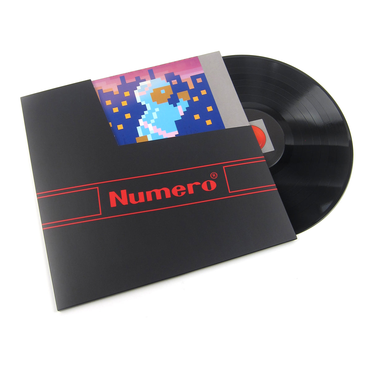 Numero Group: Escape From Synth City Vinyl LP