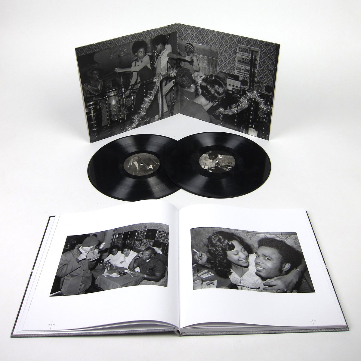 Numero Group: Light - On The South Side Vinyl 2LP + Book