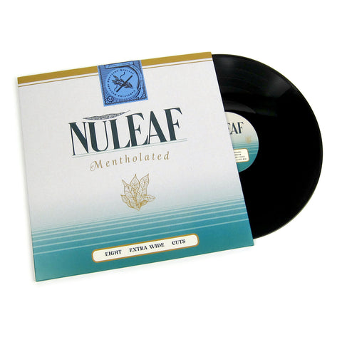 Numero Group: Nu Leaf Vinyl LP