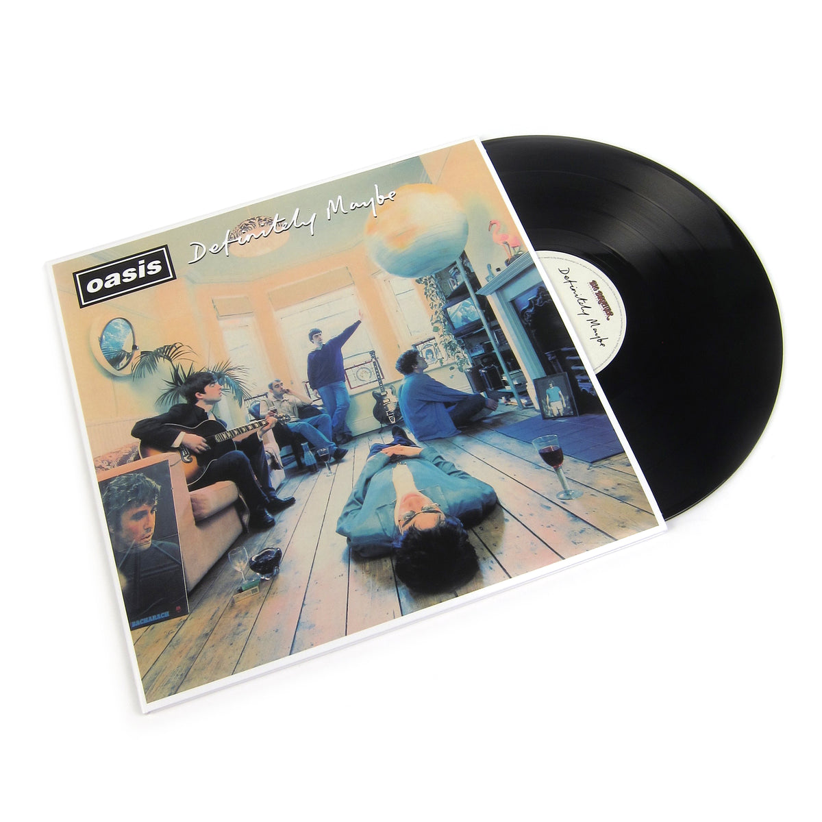 Oasis: Definitely Maybe (180g) Vinyl 2LP