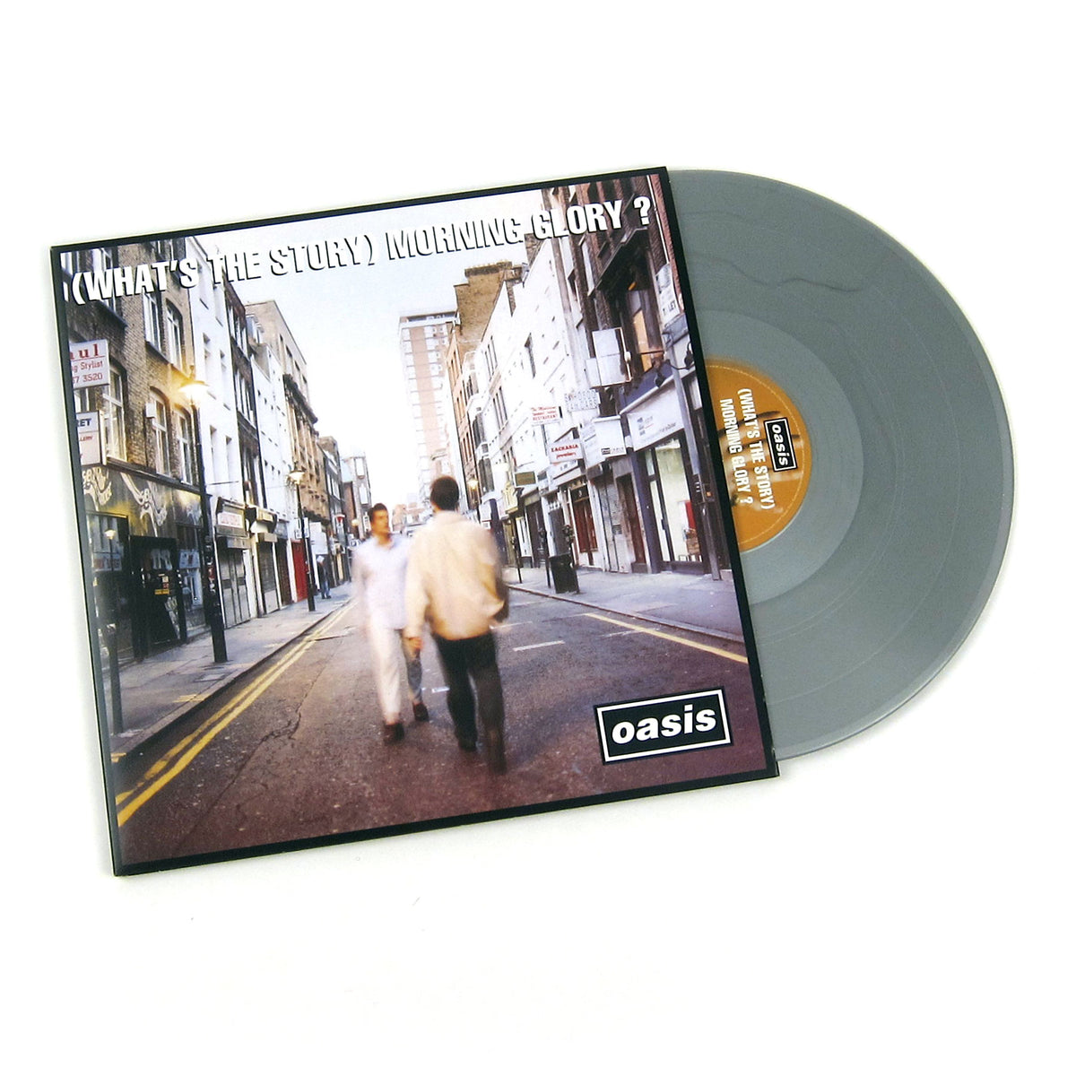Oasis: What's The Story Morning Glory - 25th Anniversary Edition (Colored Vinyl
