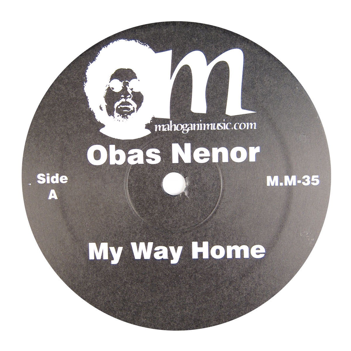 Obas Nenor: My Way Home Vinyl 12""