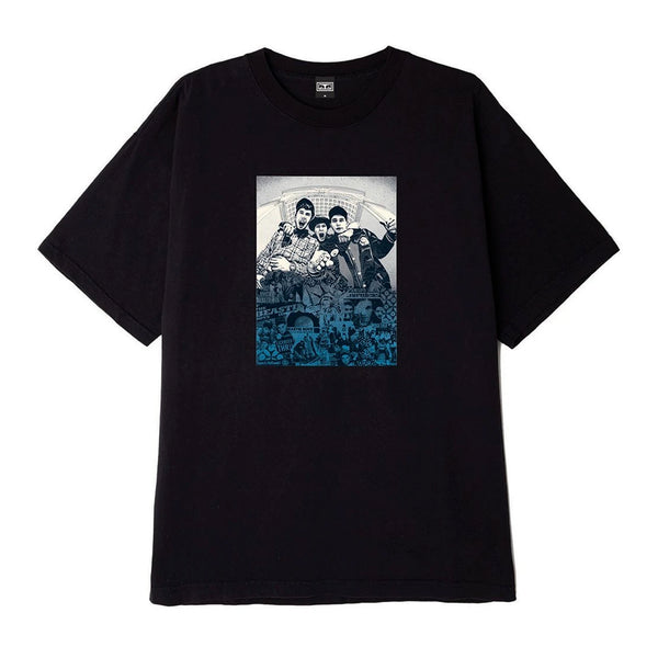 Obey: Glen E. Friedman Beastie Boys Shirt - Black