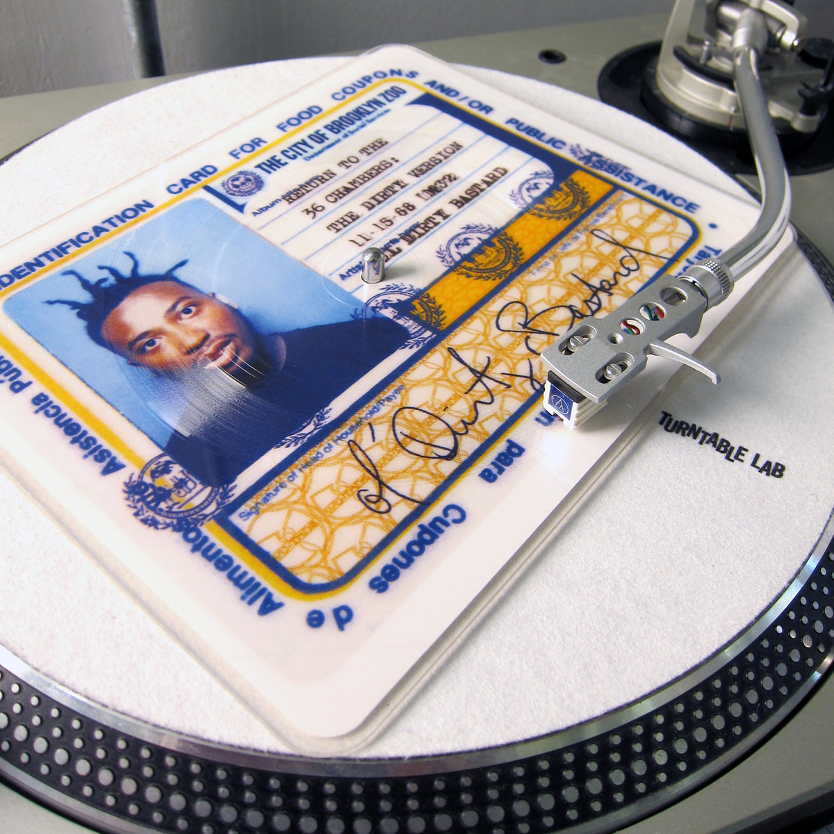 Ol' Dirty Bastard: Brooklyn Zoo / Shimmy Shimmy Ya (Pic Disc) Vinyl 7""