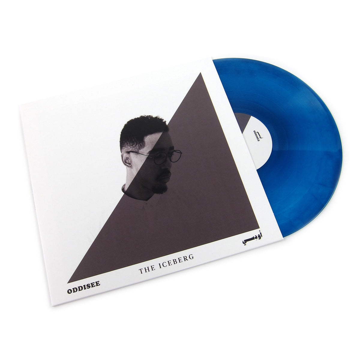 Oddisee: The Iceberg (Colored Vinyl) Vinyl LP
