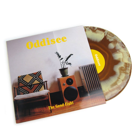 Oddisee: The Good Fight (Colored Vinyl) Vinyl 2LP