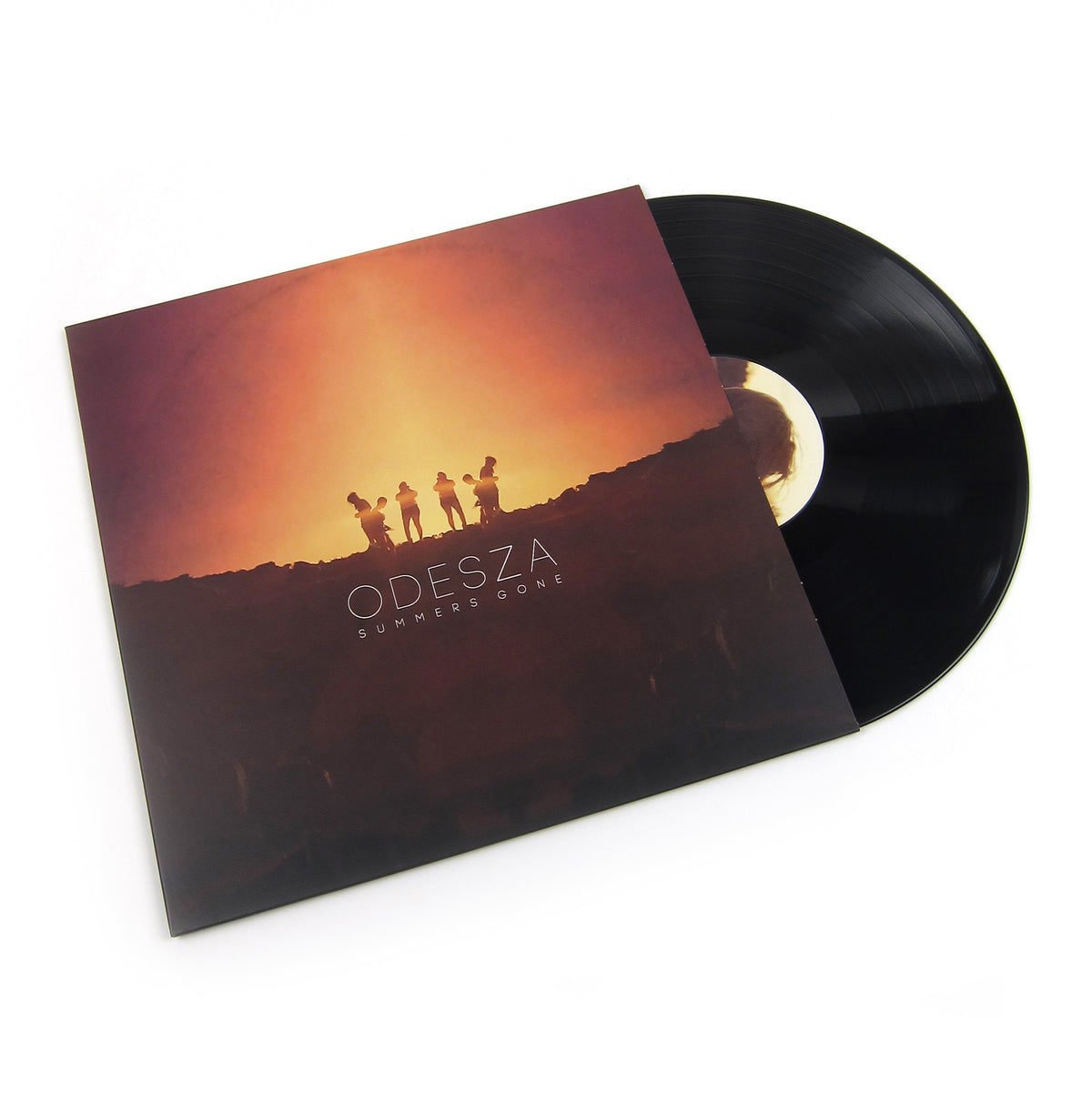 Odesza: Summer's Gone Vinyl LP