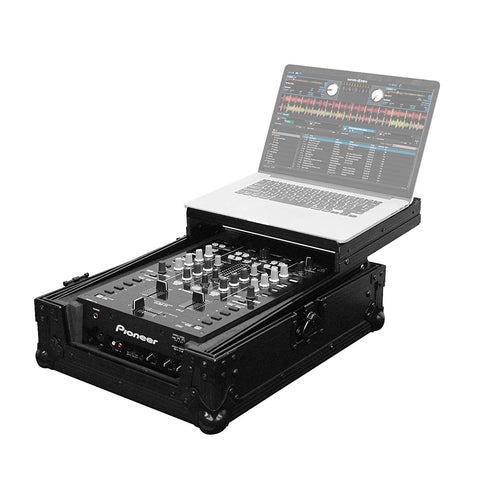 Odyssey: Black Label Glide Style Mixer Case (FZGS10MX1BL)