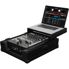"Odyssey: Black Label Glide Style DJ Case for 12"" Mixer (FZGS12MX1BL)"