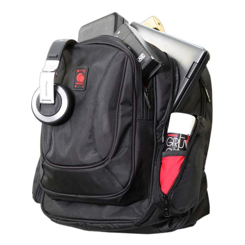 Odyssey: Redline Series Digital Gear DJ Backpack (BRLBACKTRAK) detail