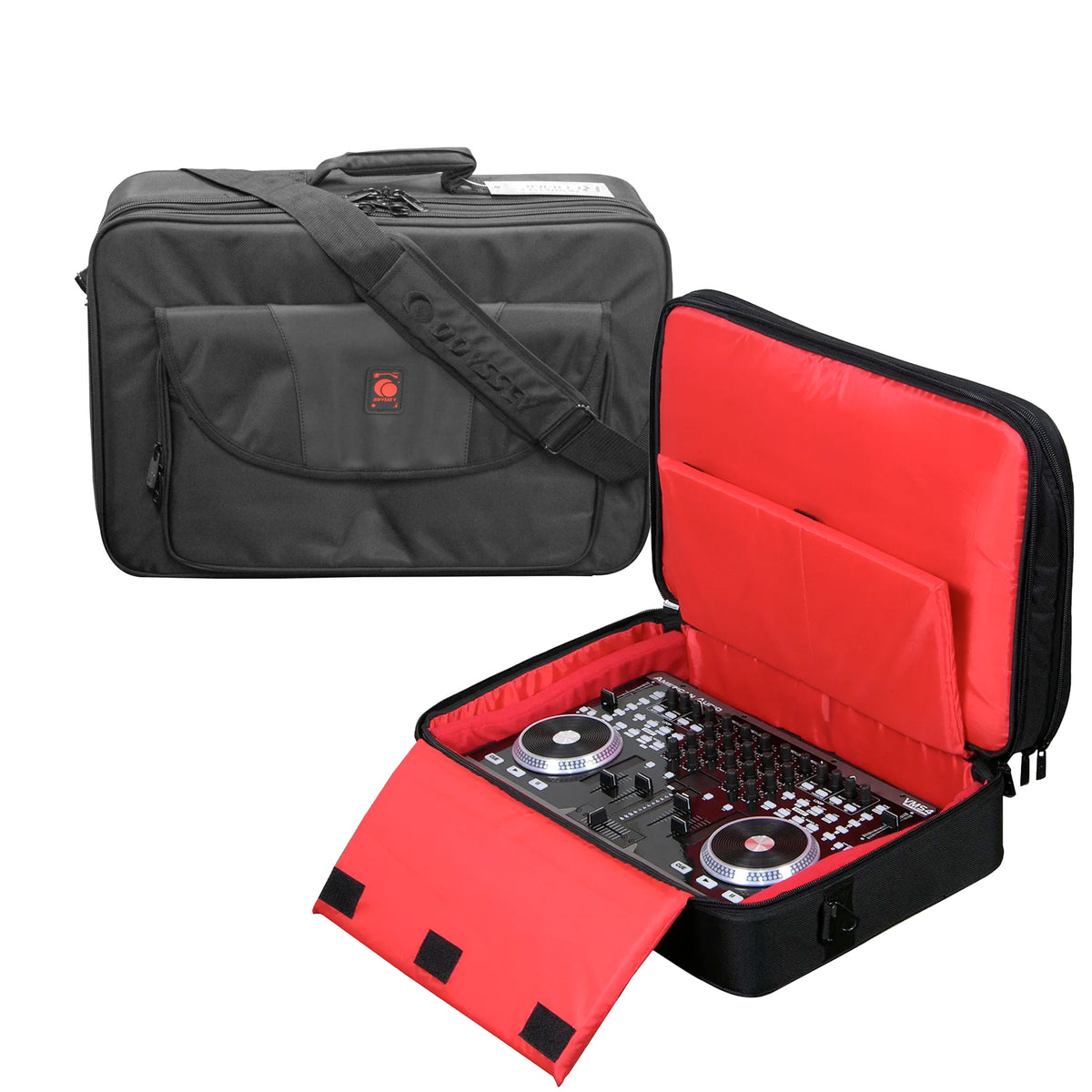Odyssey: Redline Series Digital Media Bag (BRLDIGITALXL)