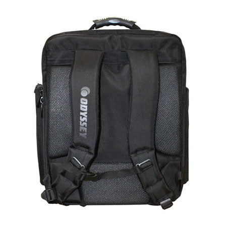 Odyssey: Redline Digital Gear Backpack (BRLRMXBP1) back