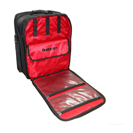 Odyssey: Redline Digital Gear Backpack (BRLRMXBP1) open 1