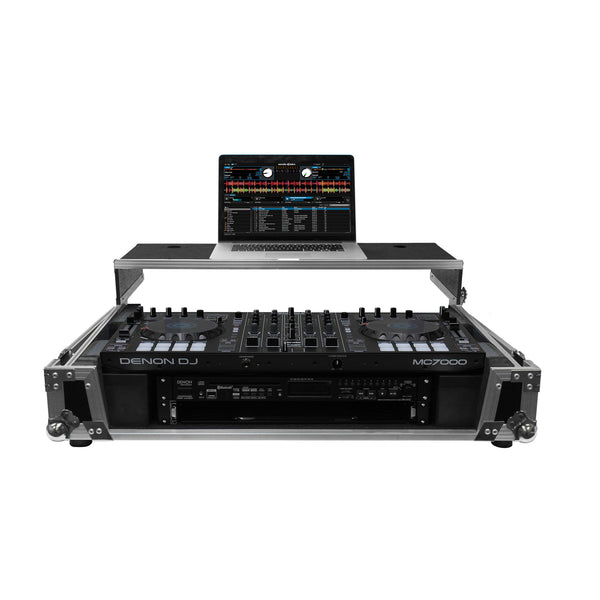 Odyssey: Flight Zone Glide Style Case For Denon MC7000 (FZGSMC7000W2)